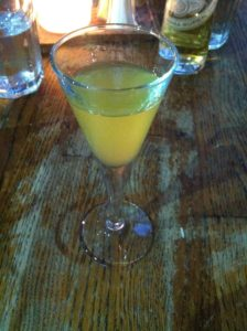 Limoncello whoop!