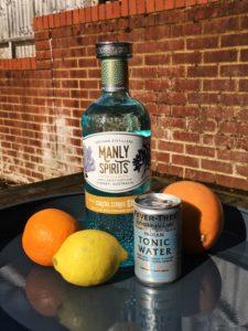 Coastal Citrus gin