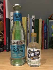 Whitby and Fever Tree tonic
