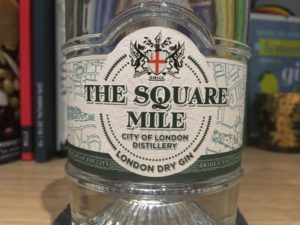 Square Mile gin