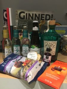September Craft Gin Club delivery