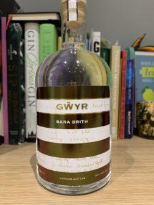 Gwyr Bara Brith gin