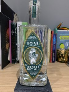 The Oxford Artisan Distillery gin
