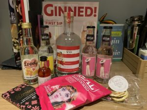 February Craft Gin Club delivery