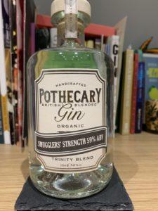 Pothecary Smuggler's Strength Gin