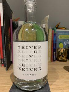 Zeiver gin