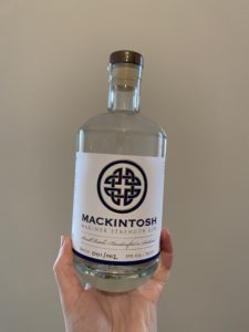 Mackintosh Mariners Strength gin