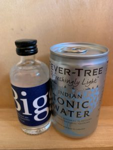 Biggar gn and tonic