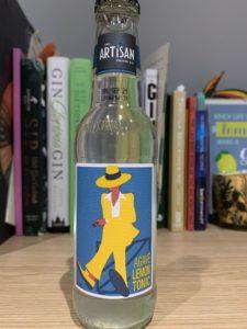 Artisan Drinks Agave Lemon Tonic