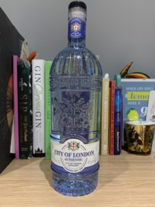 City of London Authentic Dry gin