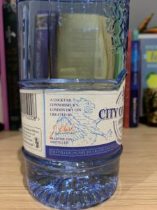 COLD Authentic London Dry gin