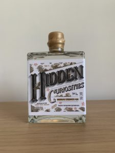 Hidden Curiosities Aranami gin