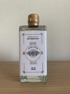 Hidden Curiosities Aranami gin