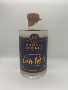Roehill Springs No5 gin