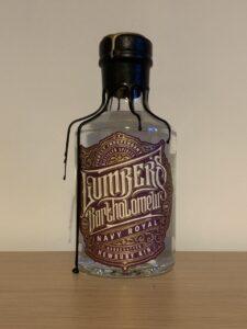 Lumber's Bartholomew Navy Royal gin