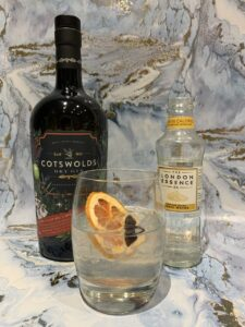 Cotswolds Gin and Tonic