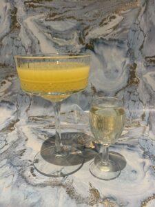 Gin Star Martini
