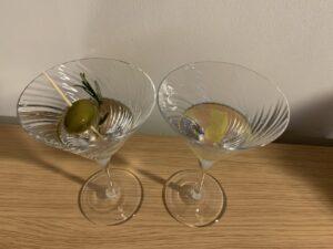 Martini experiment