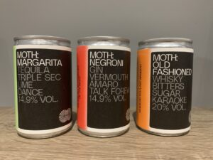MOTH Drinks range