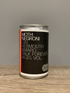 MOTH Drinks Negroni