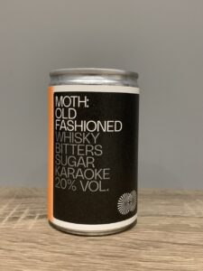 MOTH Drinks Old Fashioned