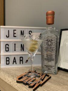 Chew Valley martini