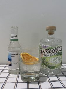 Fynoderee and Tonic